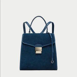 Zara backpack NWT